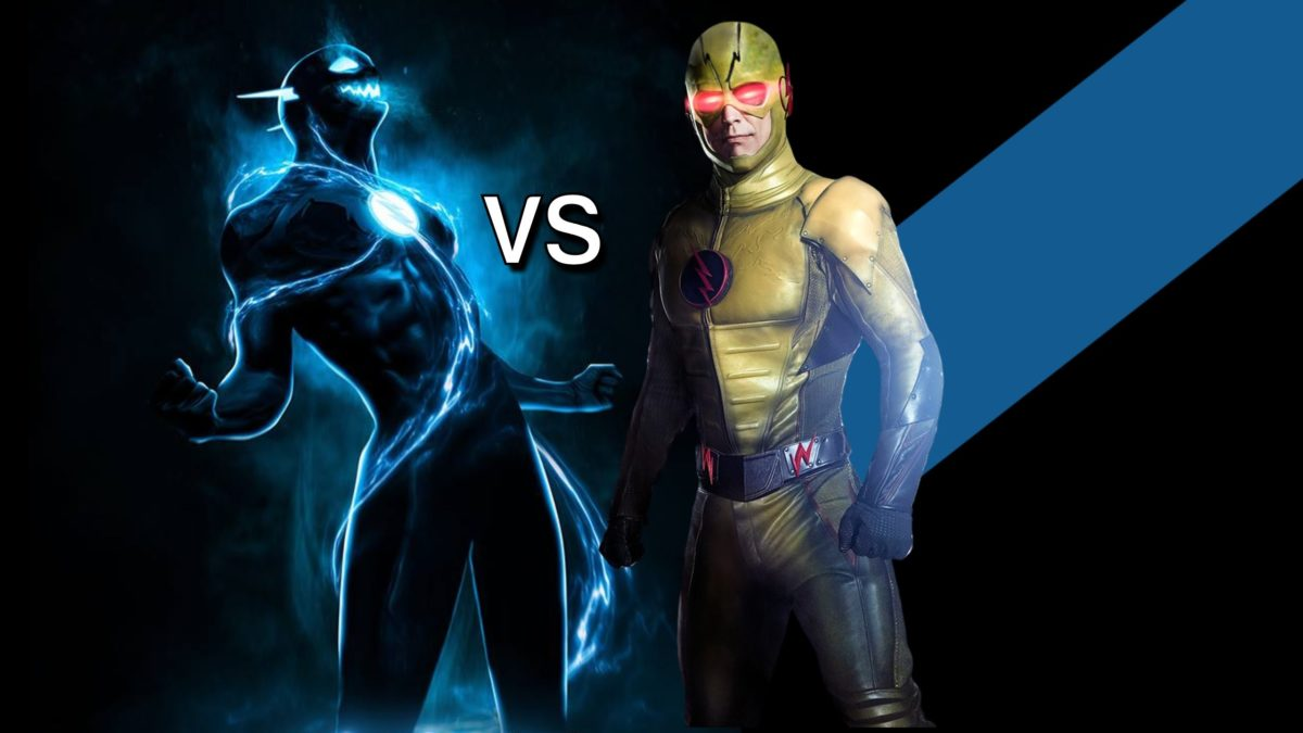 Flash Vs Reverseflash Hd Desktop Wallpaper High Definition