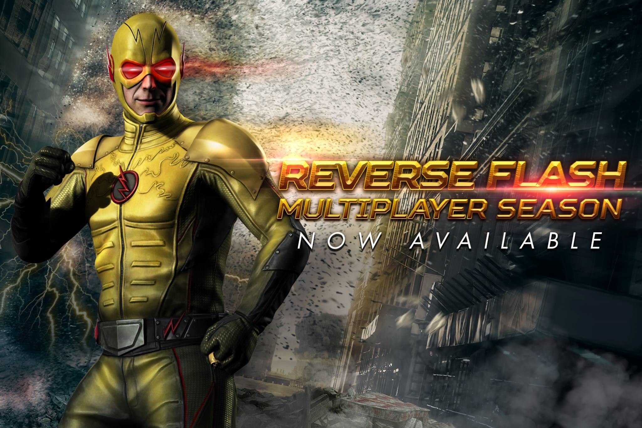Reverse-Flash #9