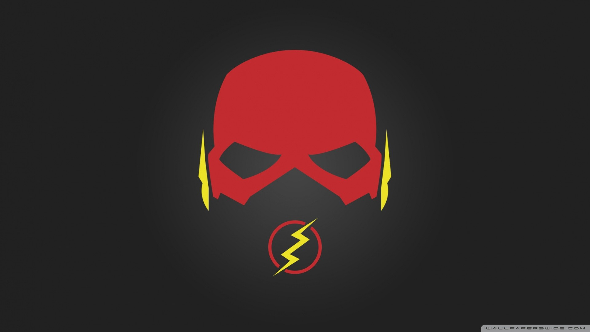 Flash Logo iPhone 6 Wallpaper HD HD 16:9 .