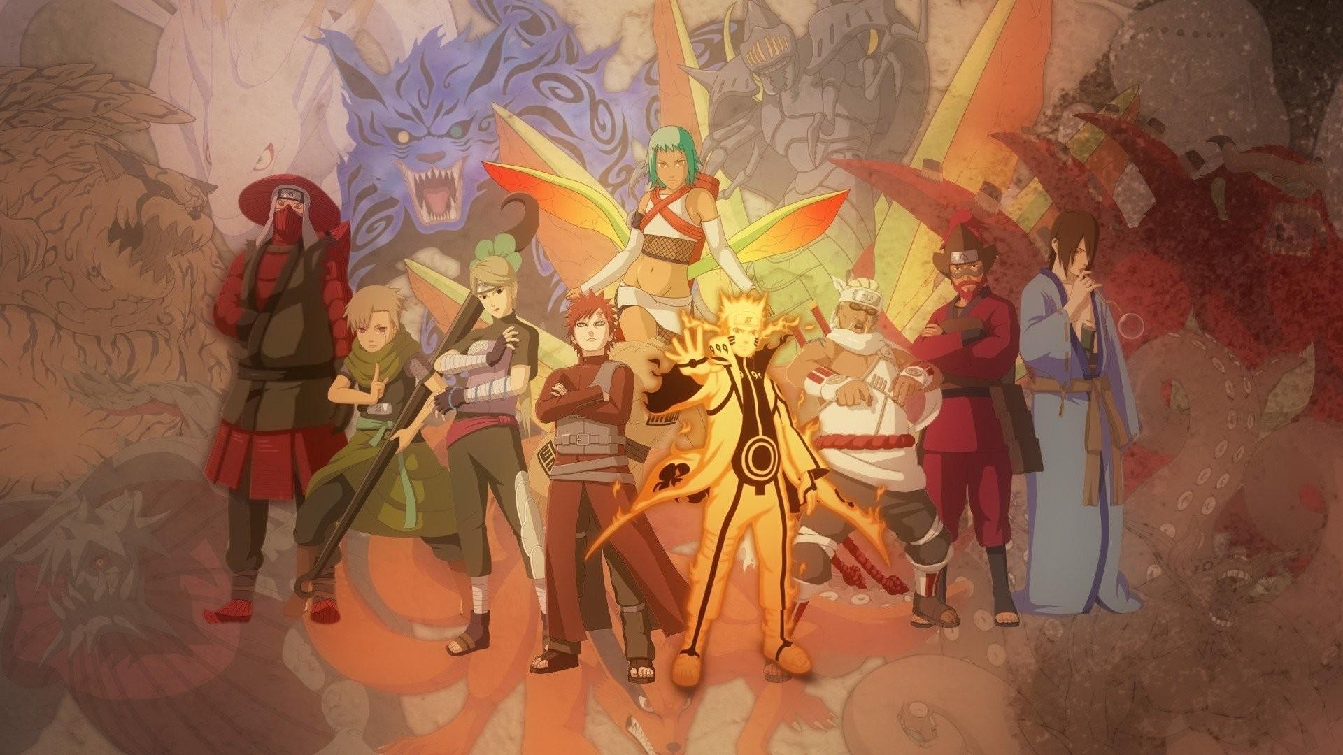HD Wallpaper | Background ID:621480. Anime Naruto
