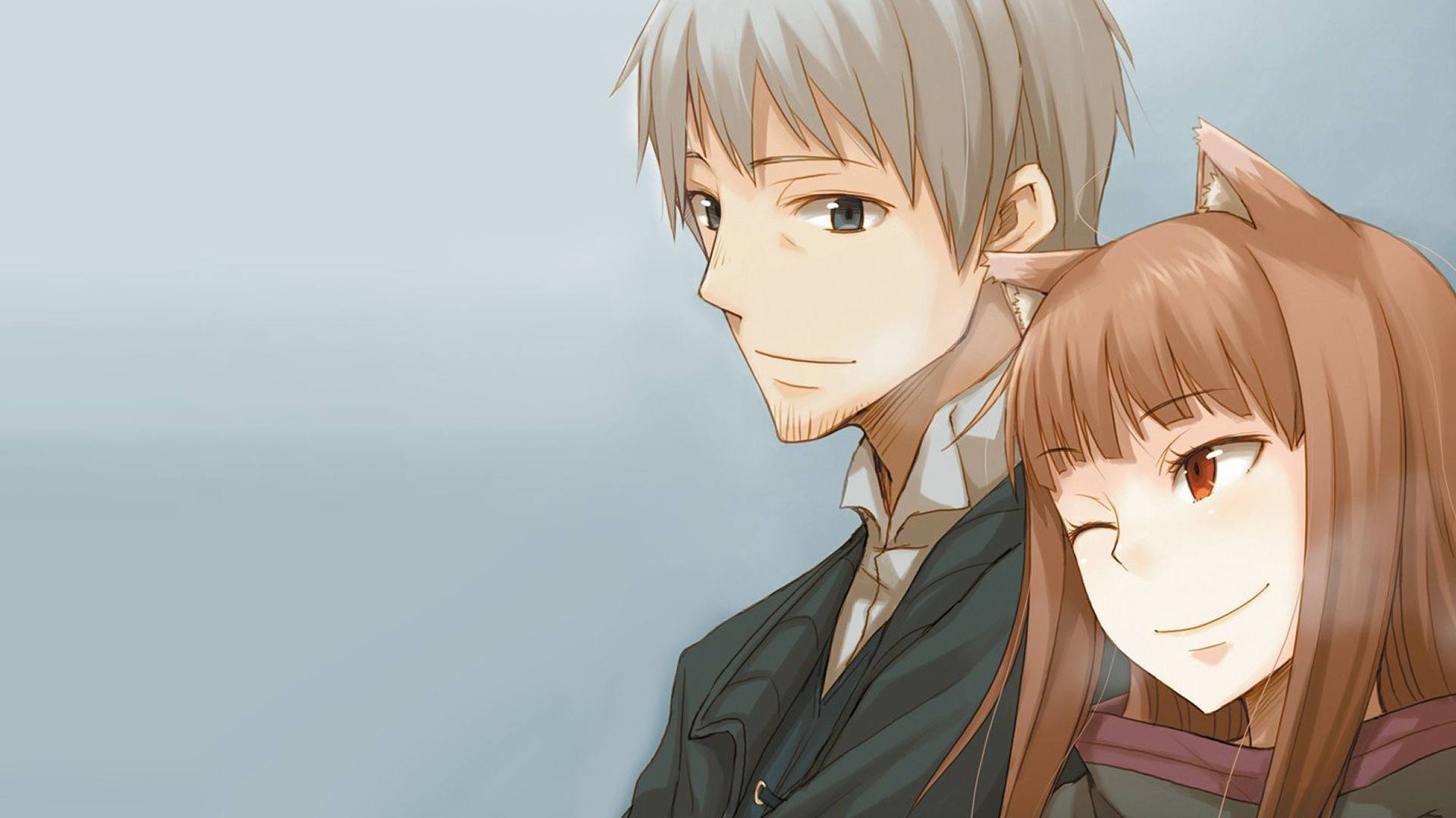 … Spice And Wolf Widescreen Wallpaper – #7223 …