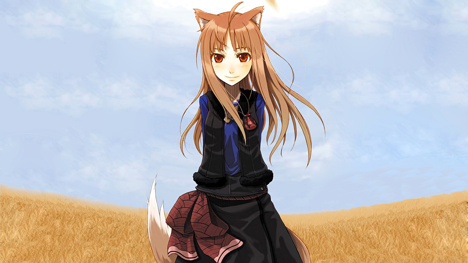 Spice and Wolf Backgrounds