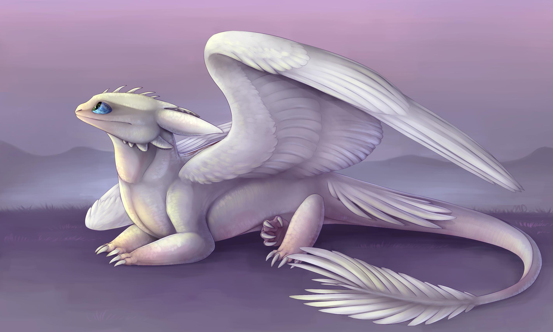 White Dragon · HD Wallpaper | Background ID:716966