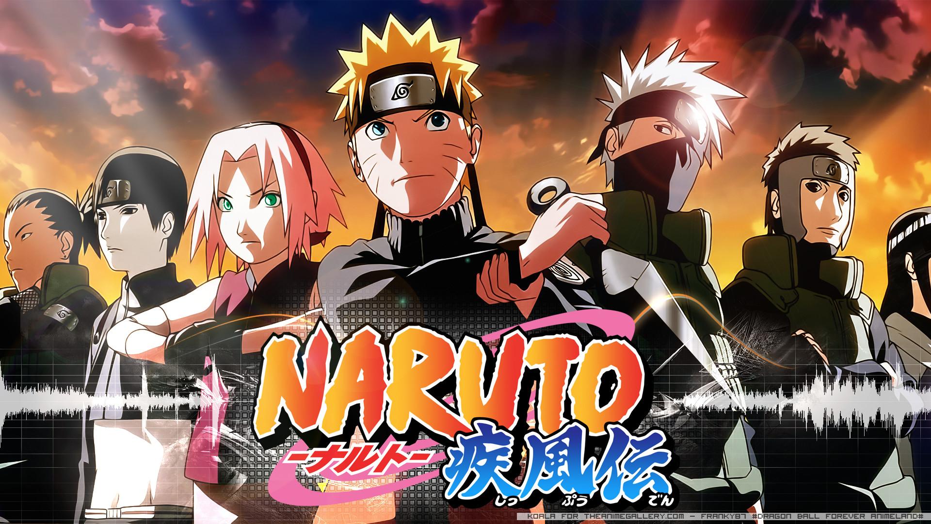 naruto hidden leaf village symbol 0 HTML code. Naruto Shippuden Wallpaper  High Resolution