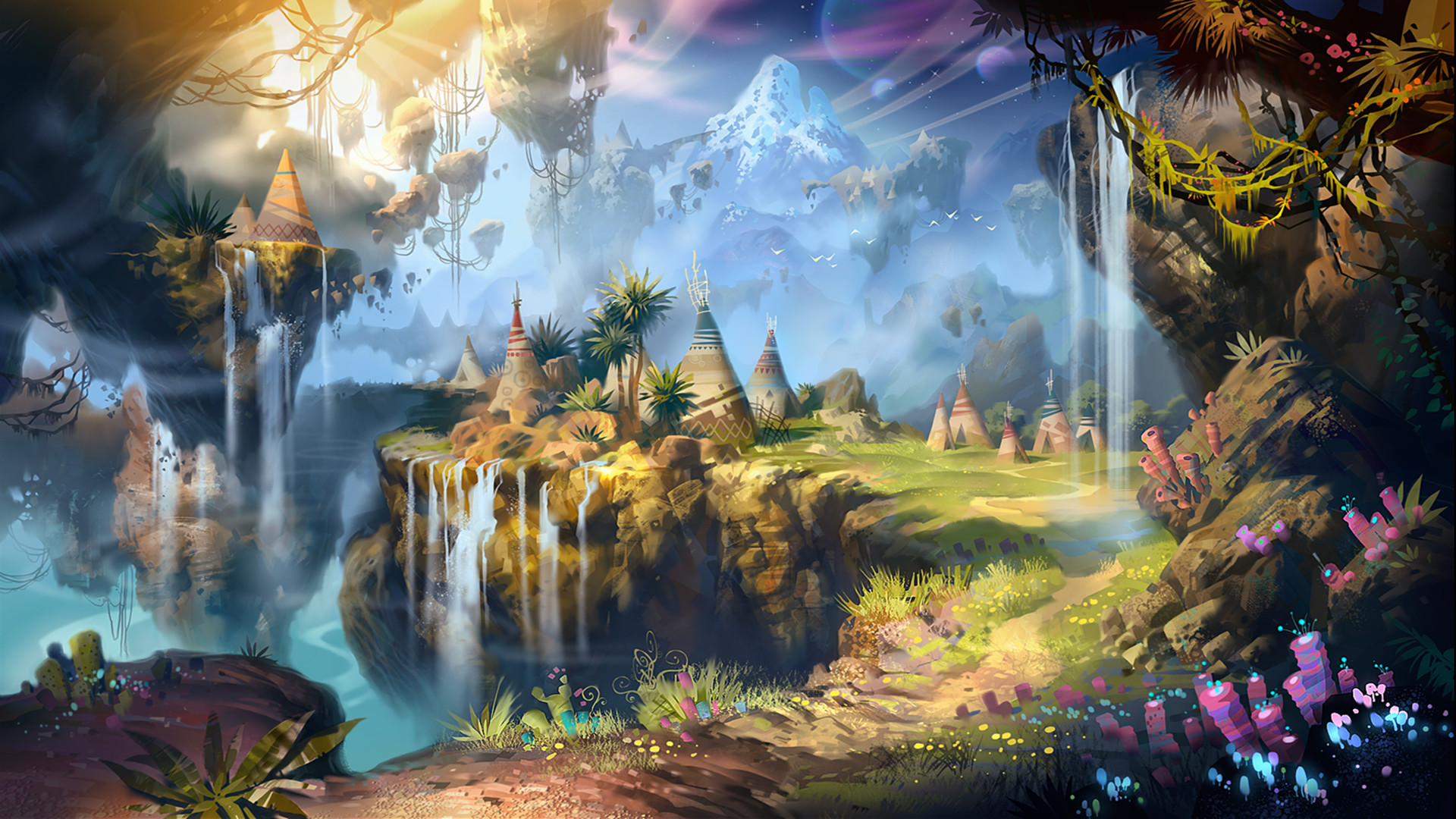 Fantasy – Landscape Wallpapers and Backgrounds