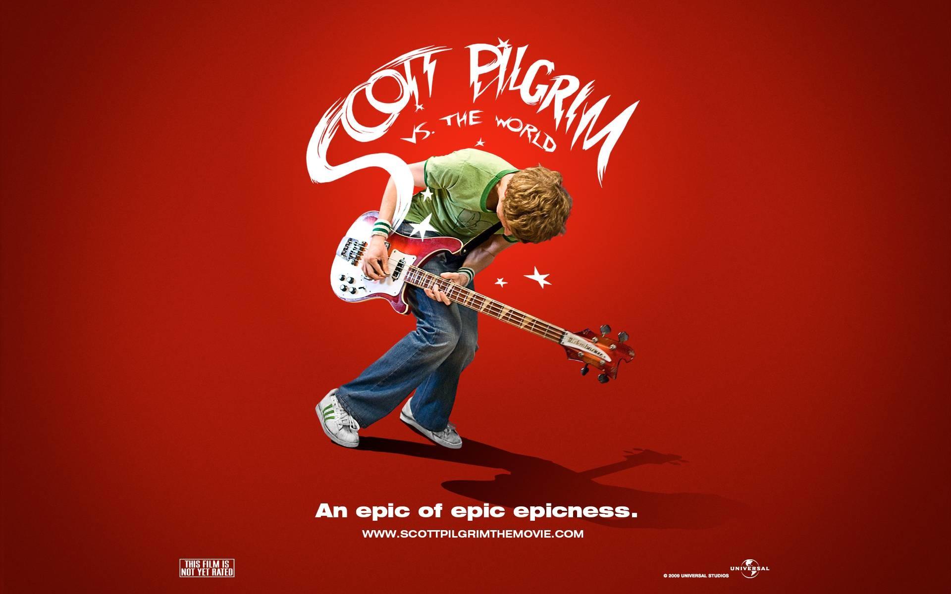 Scott Pilgrim Vs The World wallpaper – 86459