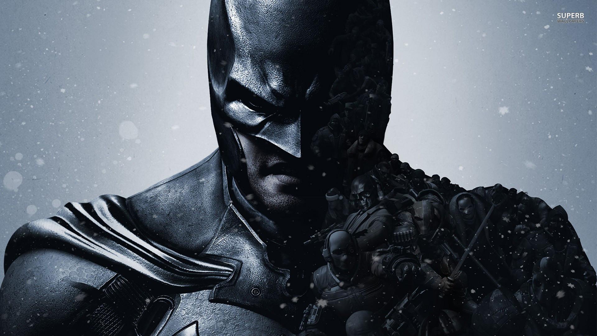 Batman: Arkham Origins wallpaper …