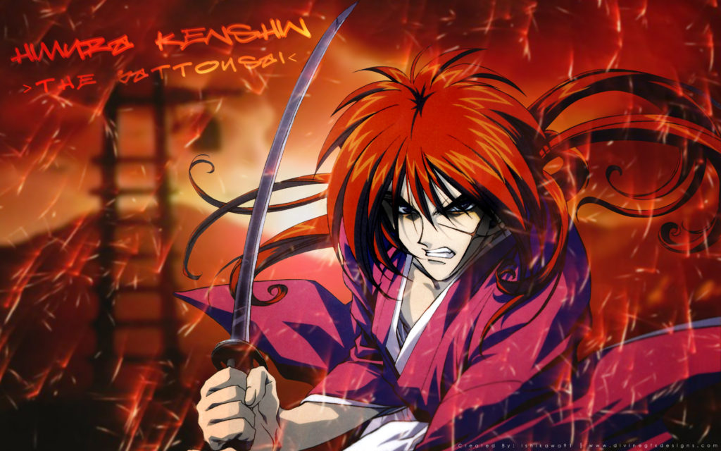 Rurouni Kenshin Hentai Manga, Porn Manga And Doujinshi