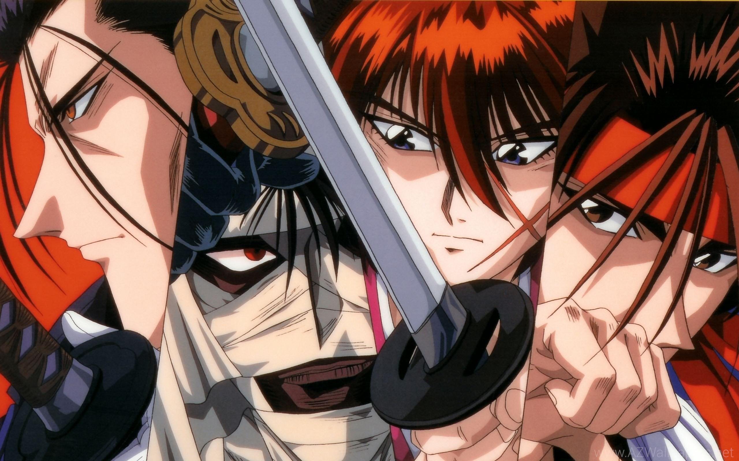 New Rurouni Kenshin HD Wallpapers