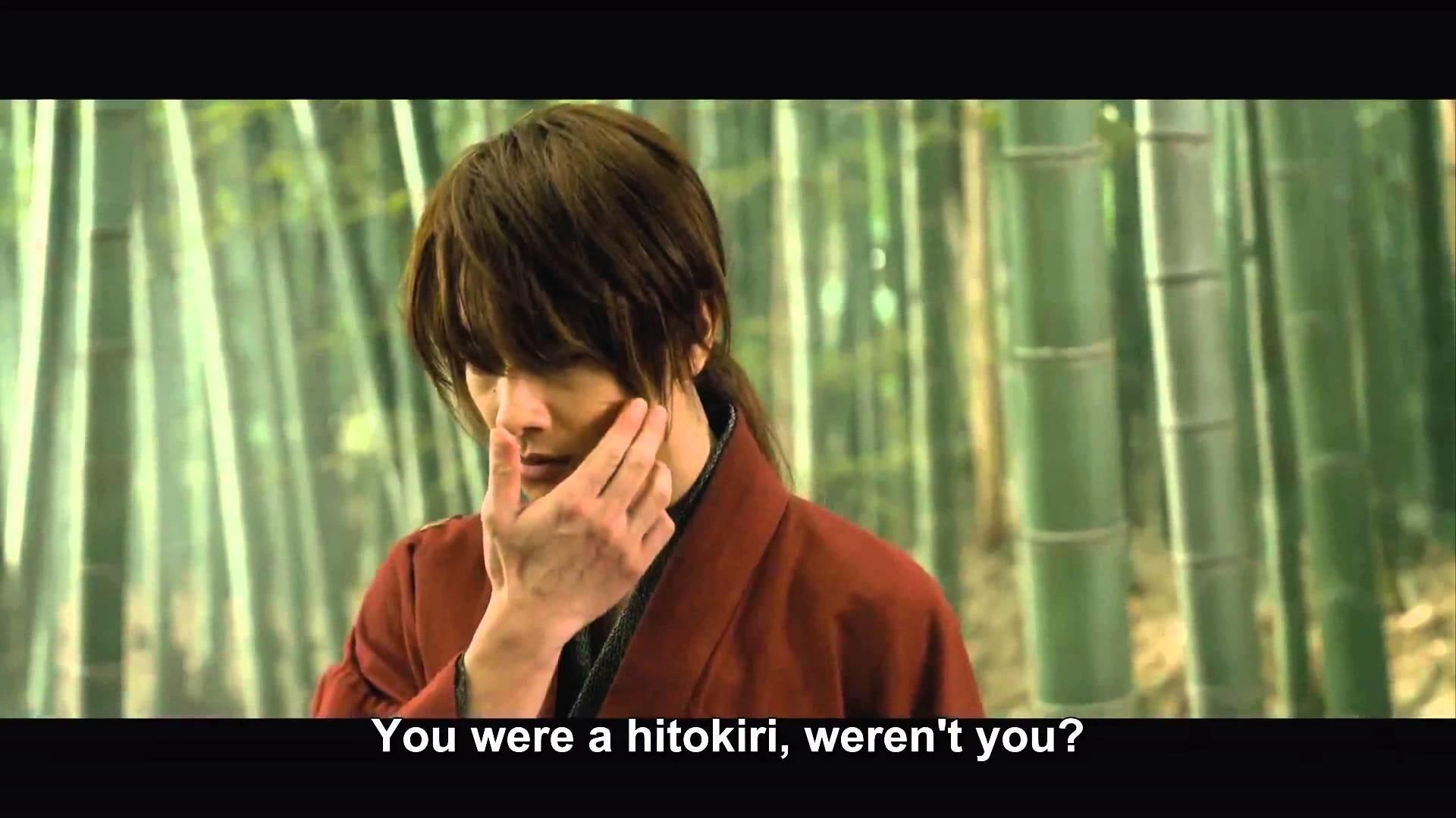Rurouni Kenshin – trailer (english subs)