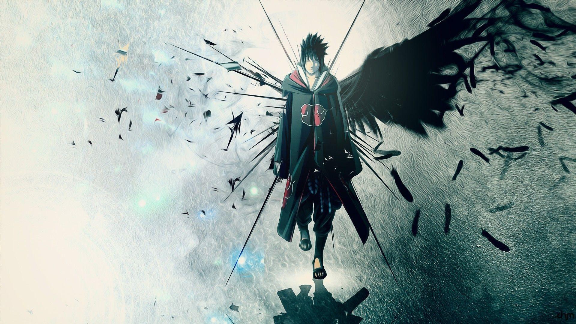 Uchiha Sasuke – Naruto Shippuden Wallpaper – Download