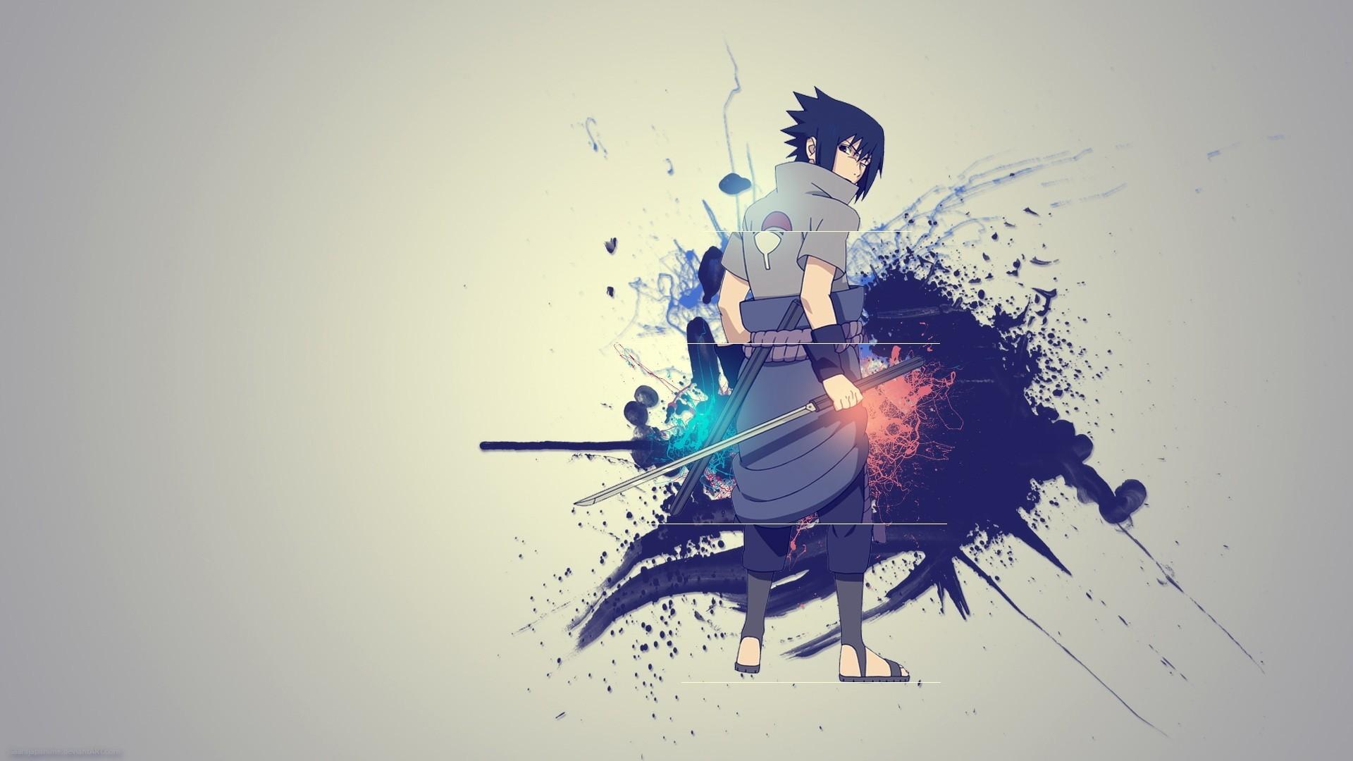 Sasuke Uchiha HD Wallpaper