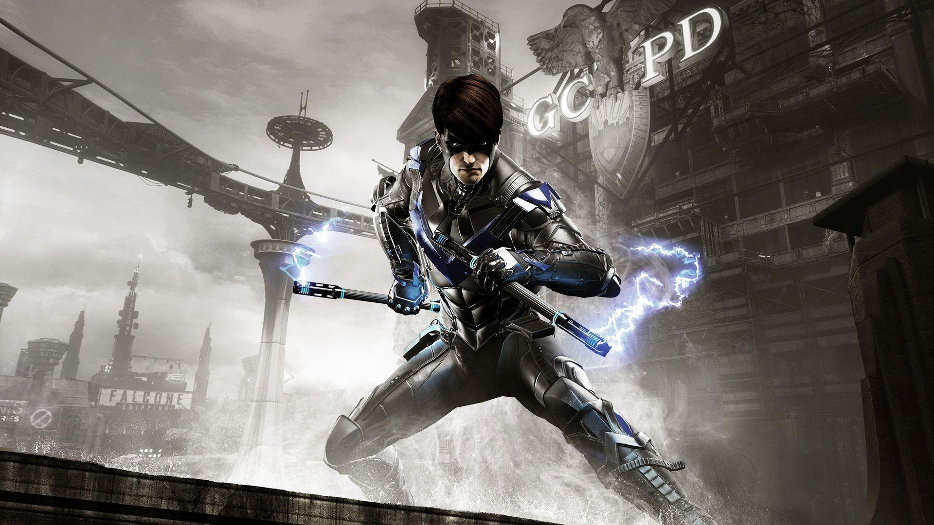 Batman Arkham Knight Nightwing