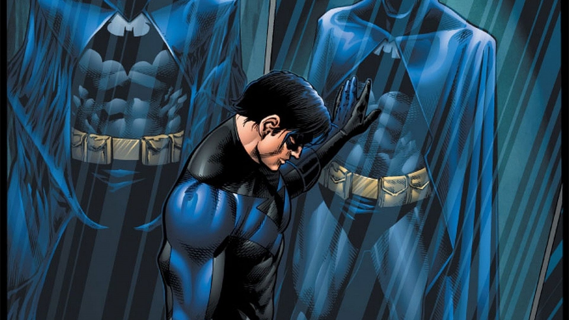 Batman Nightwing Wallpaper 1920×1080