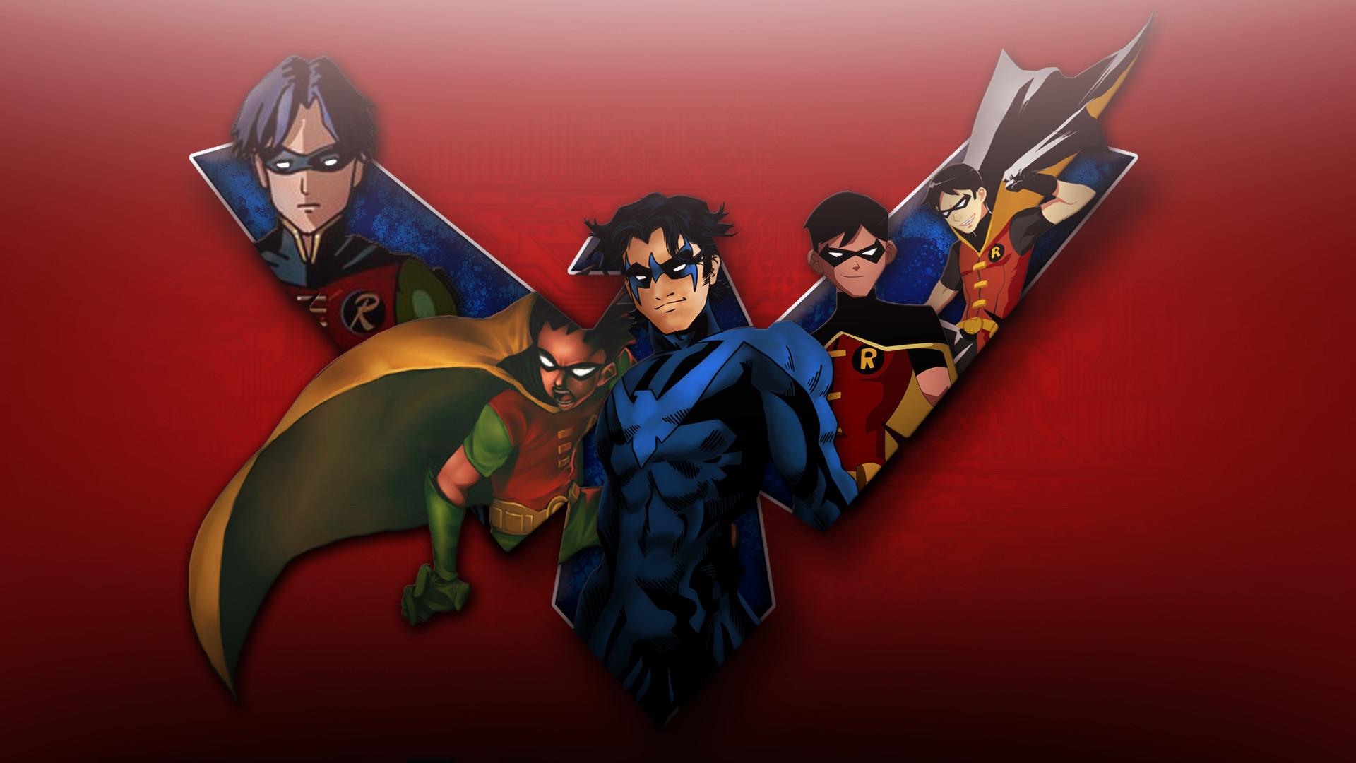 Young Justice Robin Dick Grayson Wallpaper by FeitanPainPacker on … |  Download Wallpaper | Pinterest | Young justice and Wallpaper