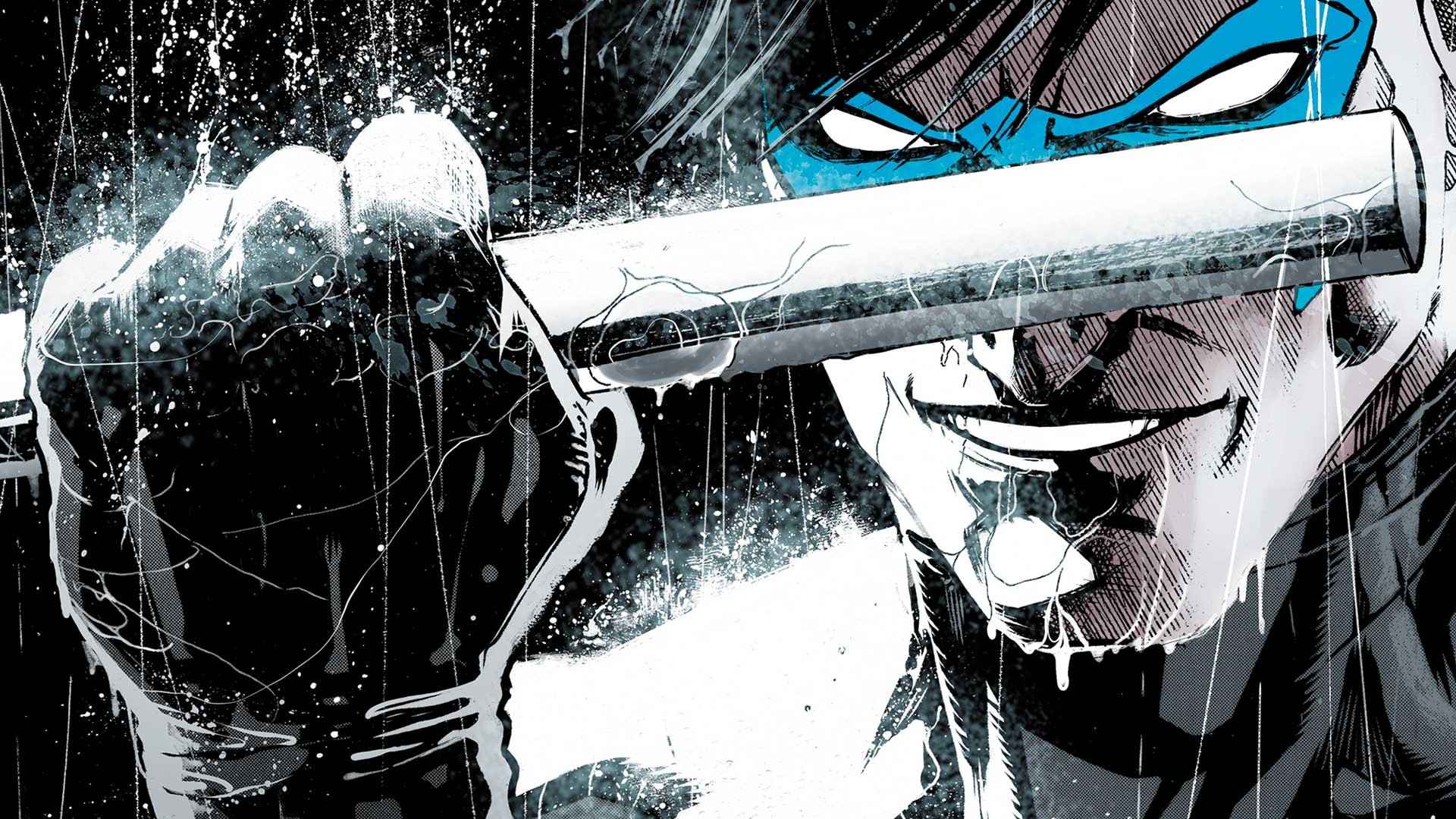 Comics – Nightwing Wallpaper