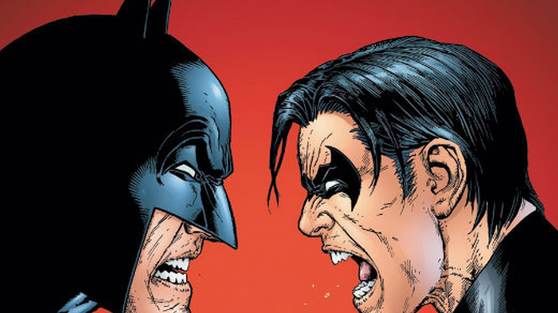 Comics – Nightwing Batman Wallpaper