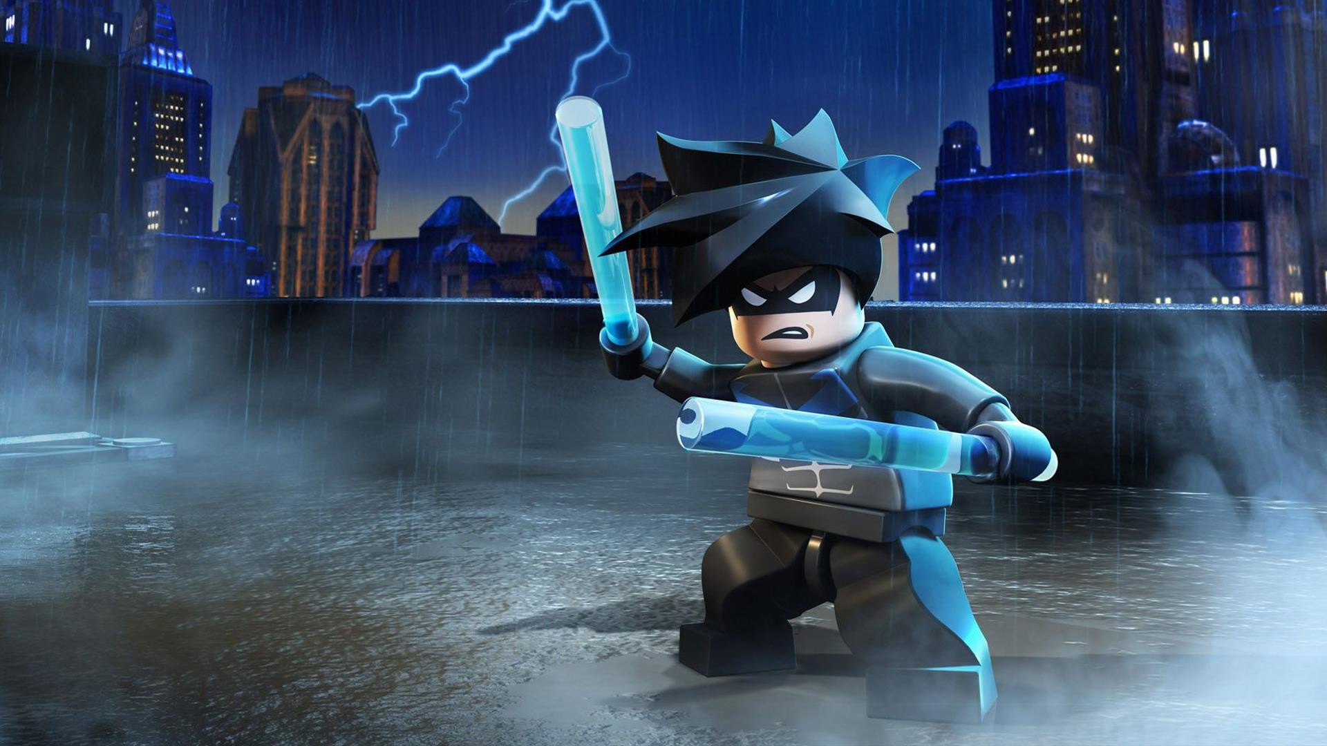 Video Game – LEGO Batman 2: DC Super Heroes Wallpaper