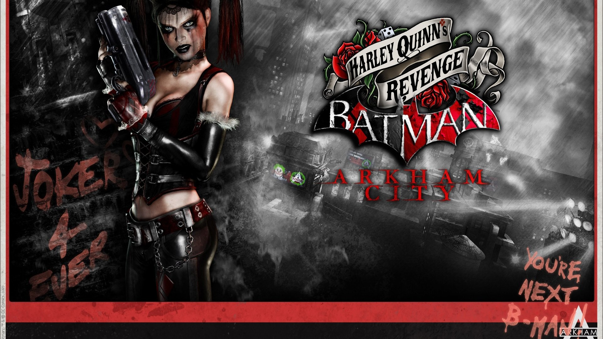 150 Harley Quinn Wallpaper Hd 1080p