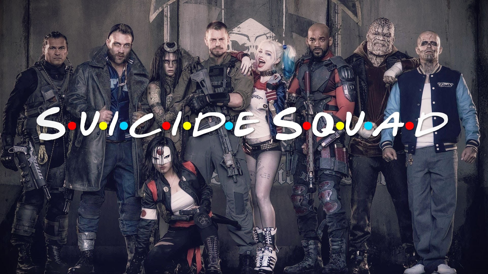 … Suicide Squad, art 2016 HD wallpaper thumb … Fictional Harley Quinn  Suicide …