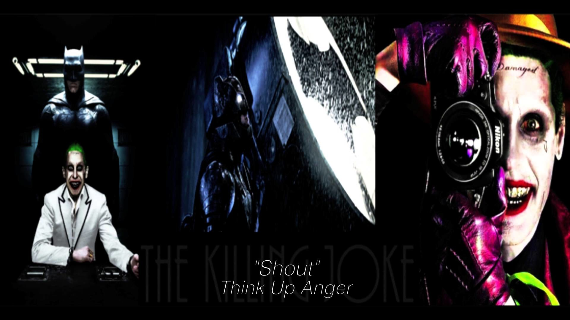 """""""Shout"""" by Think Up Anger Male Version (""""Batman: The Killing Joke"""" Trailer  Music) – YouTube"""