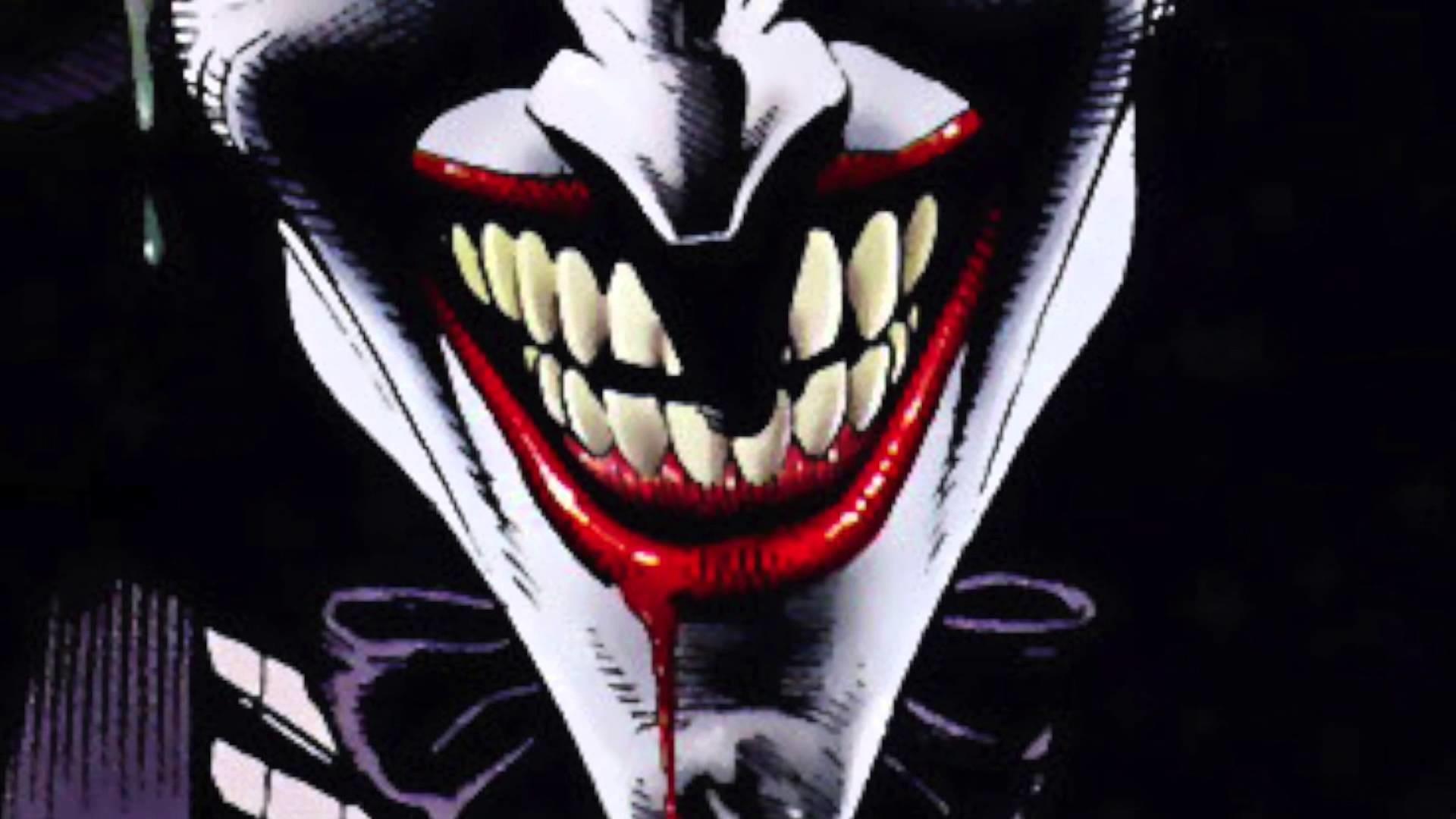 The Killing Joke Trailer