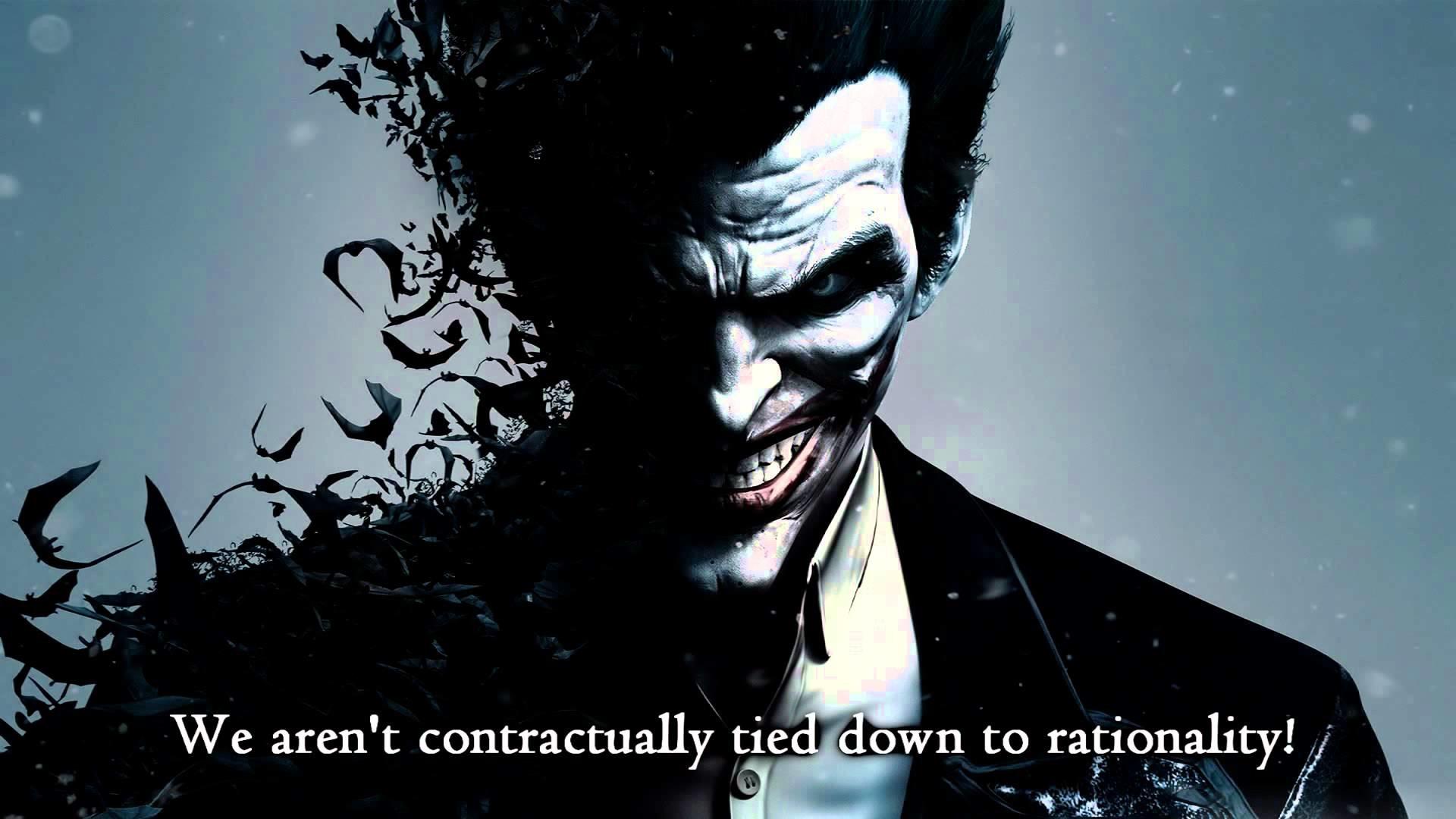 [THE JOKER] The Killing Joke Monologue by Christian Sekhanan – YouTube