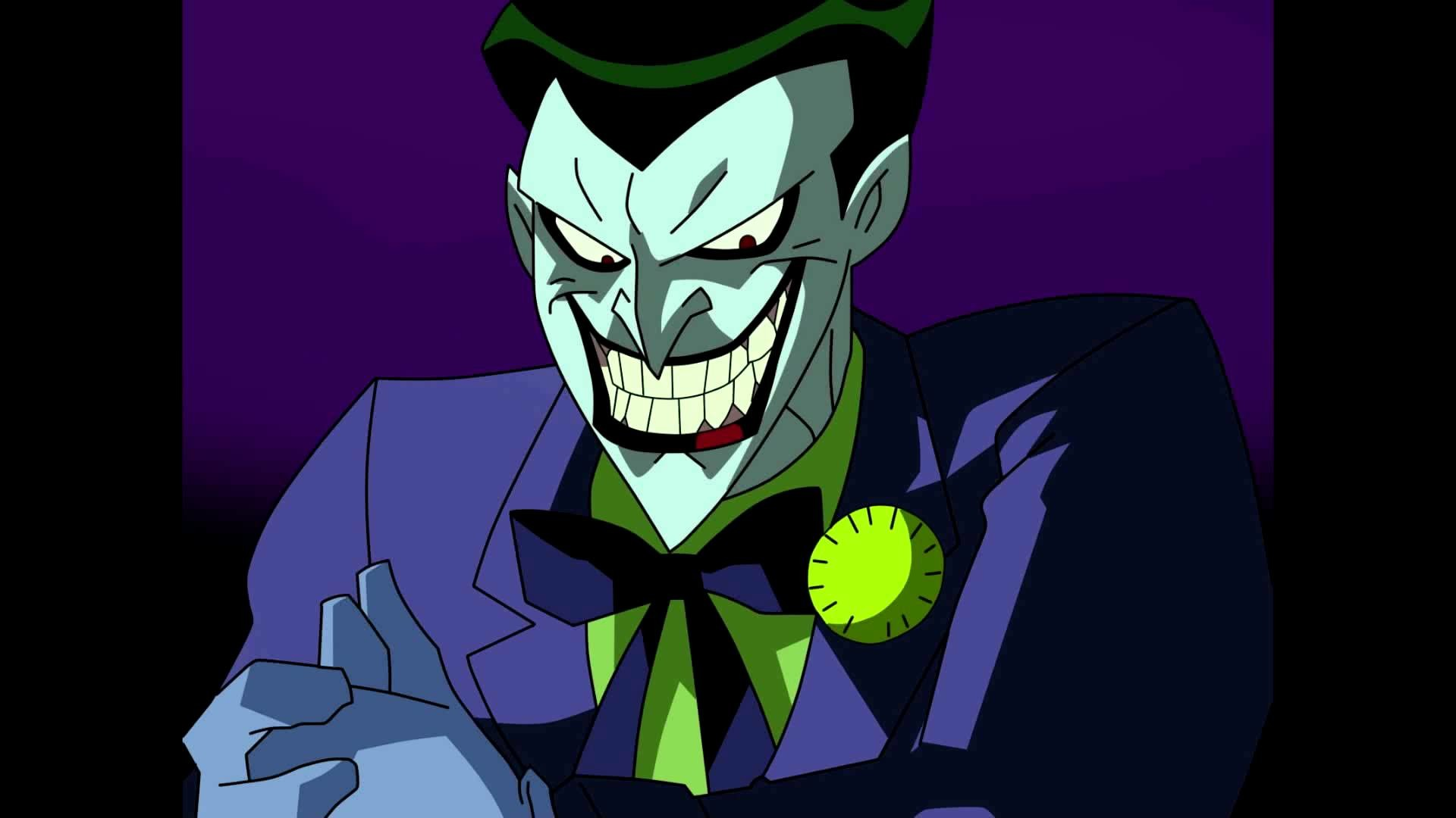 the joker as played by mark hamill