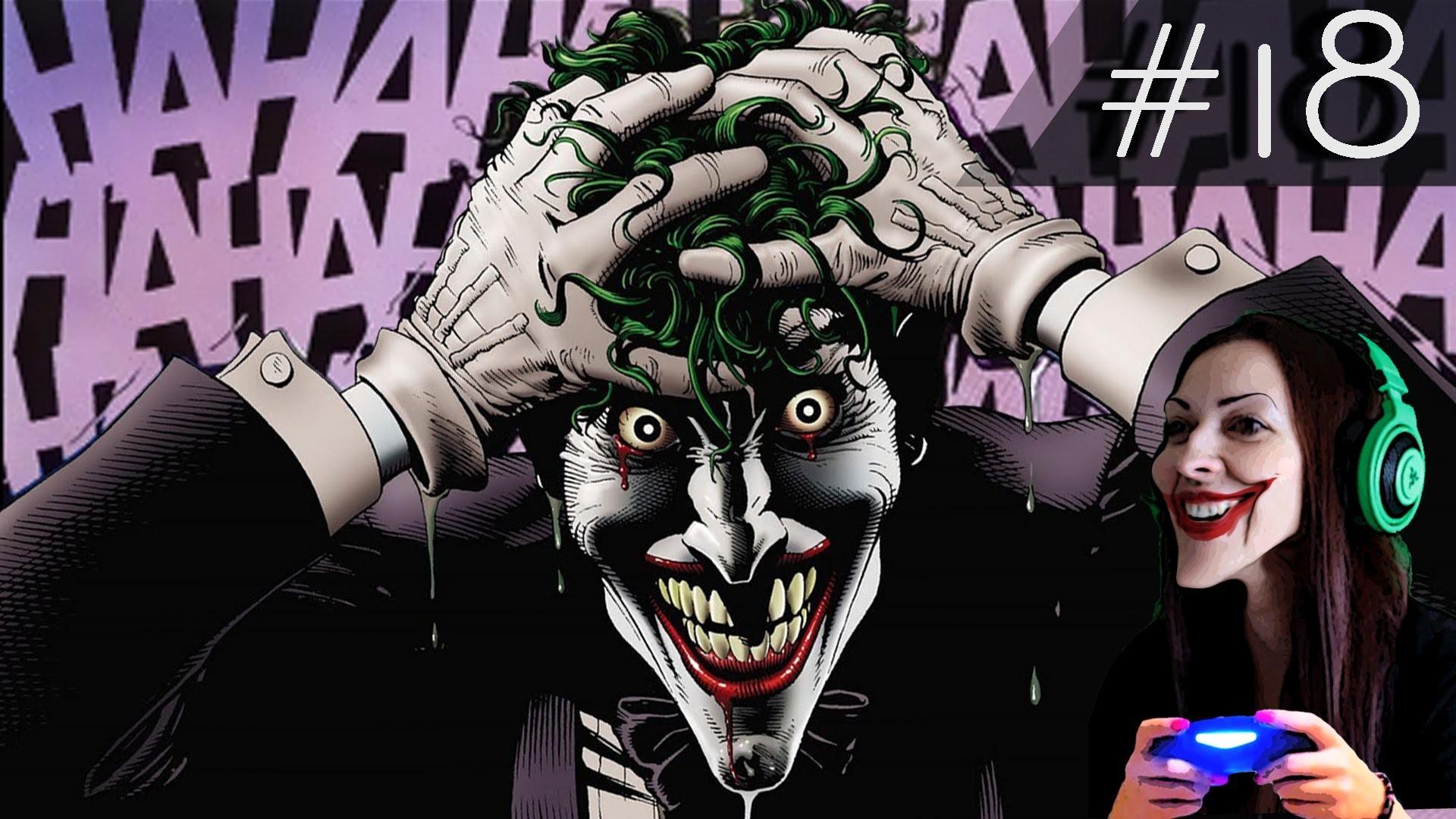 Batman Arkham Knight Walkthrough Gameplay Part 18 – The Killing Joke –  YouTube