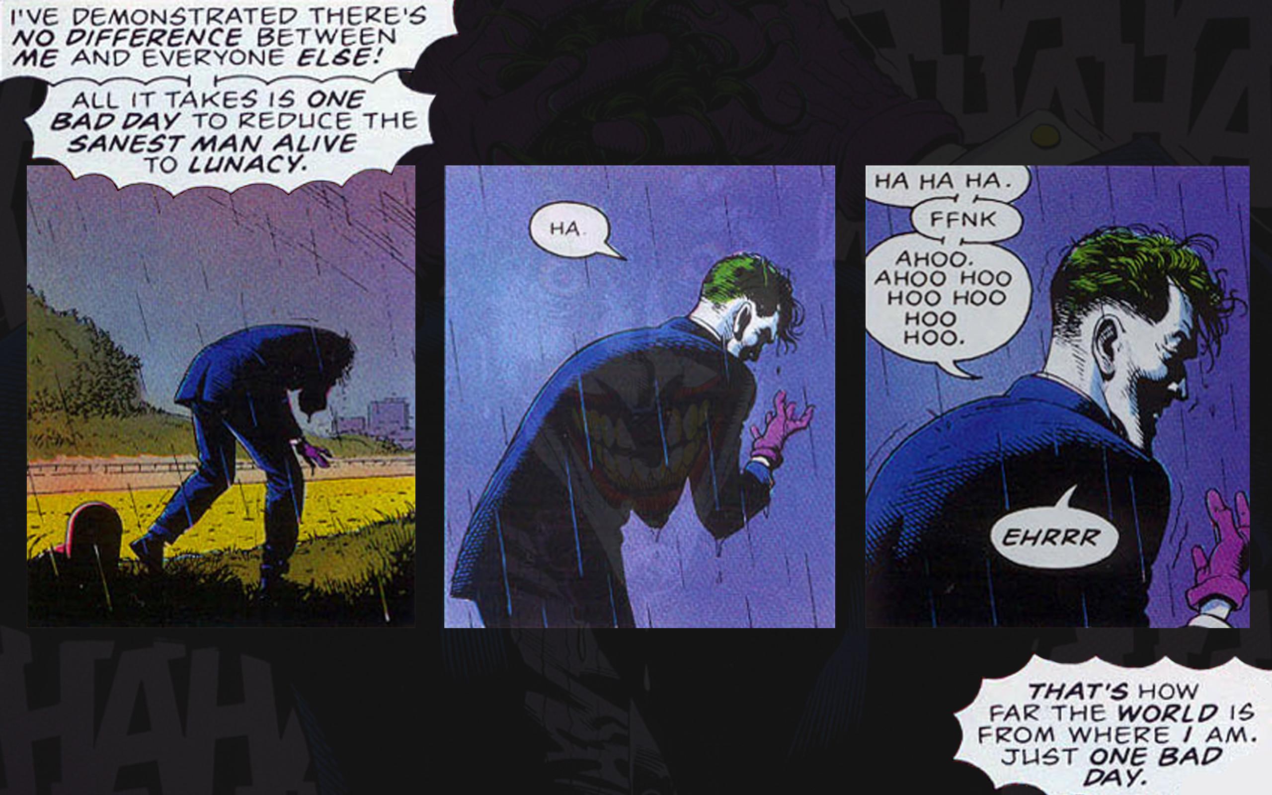 DC Comics Wallpaper DC, Comics, The, Joker, Killing, Joke