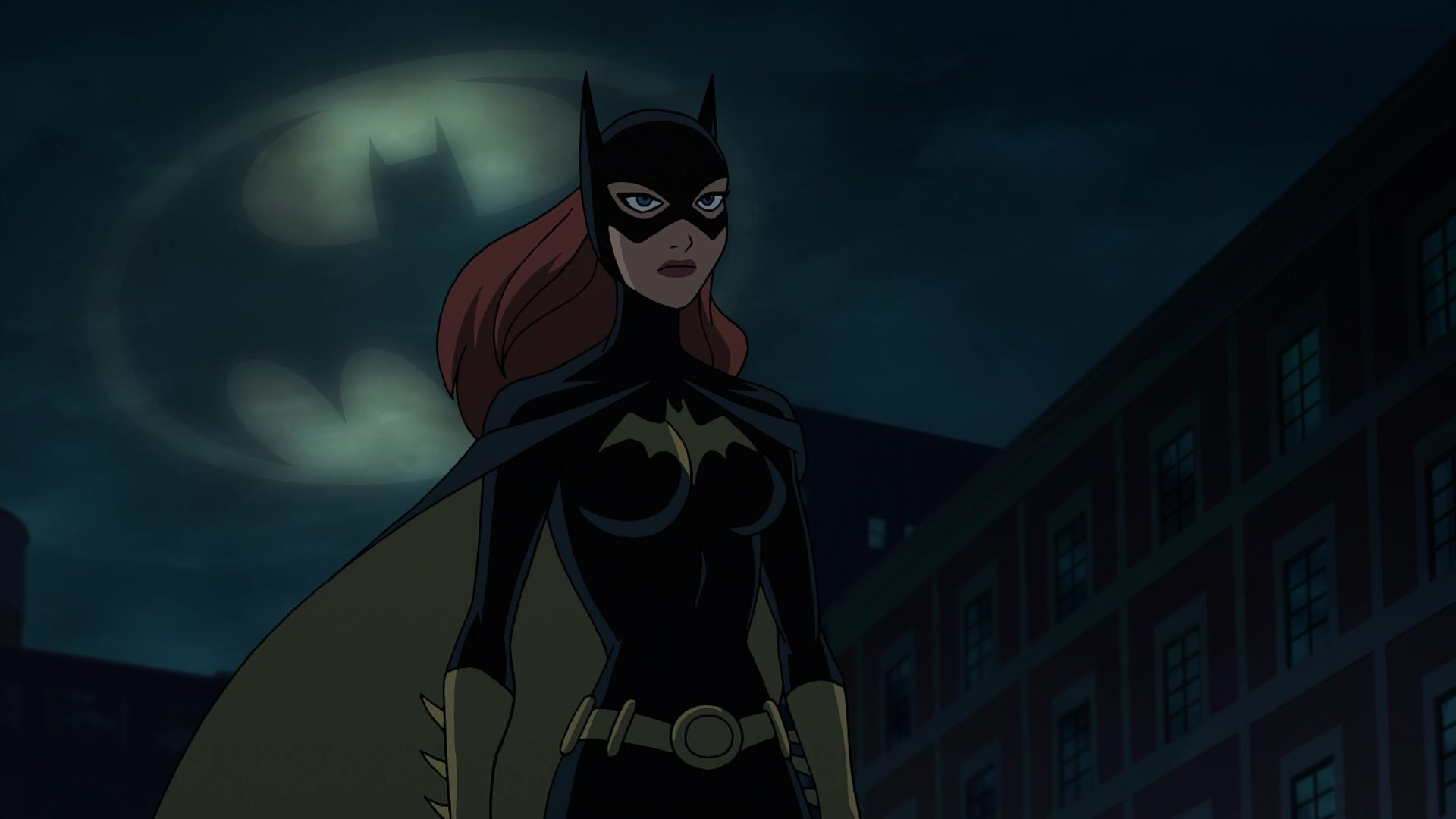 Batman_Killing_Joke_Screenshot_0024 Tara Strong as Batgirl in Batman: The Killing  Joke.