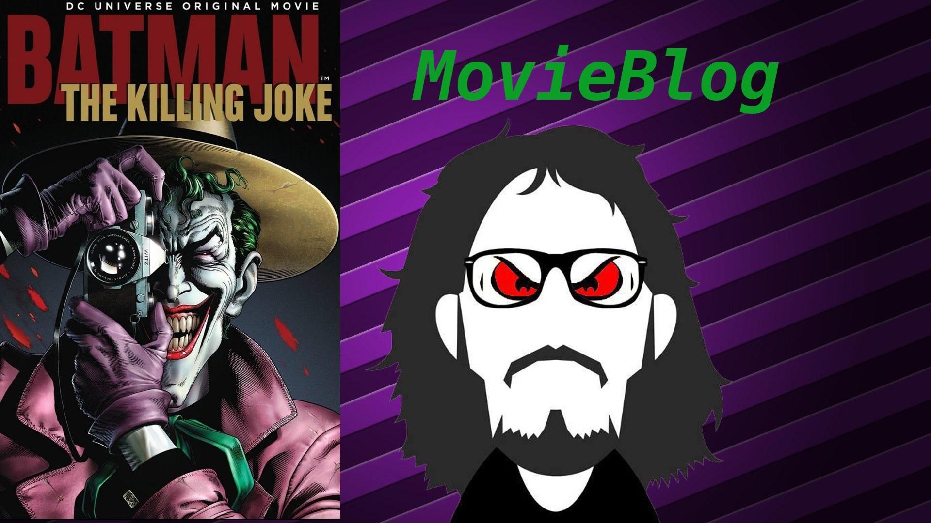 MovieBlog- 479: Recensione Batman: The Killing Joke