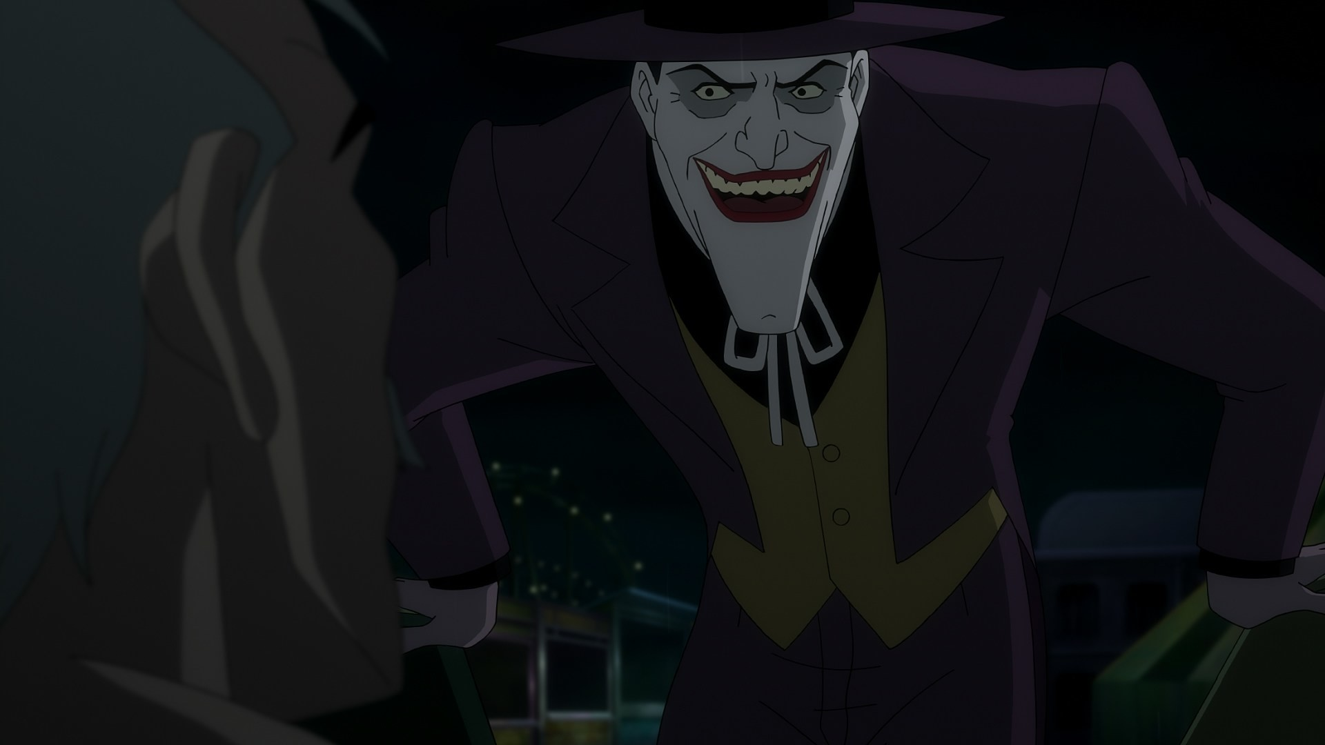 """The dark journey into insanity begins as """"Batman: The Killing Joke"""" gets  the big-screen treatment for one night on Monday, July 25, 2016 at 7:30  p.m. and …"""
