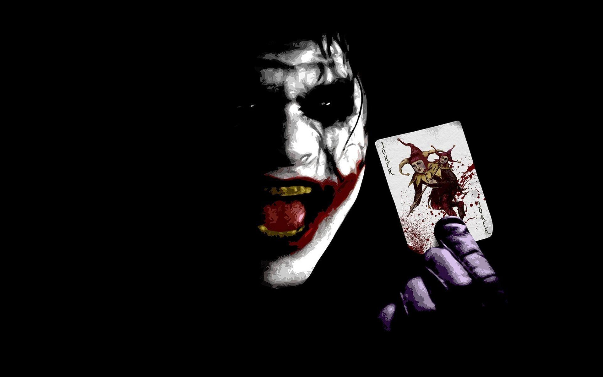 Wallpaper Batman And Joker [1920 x 1080]