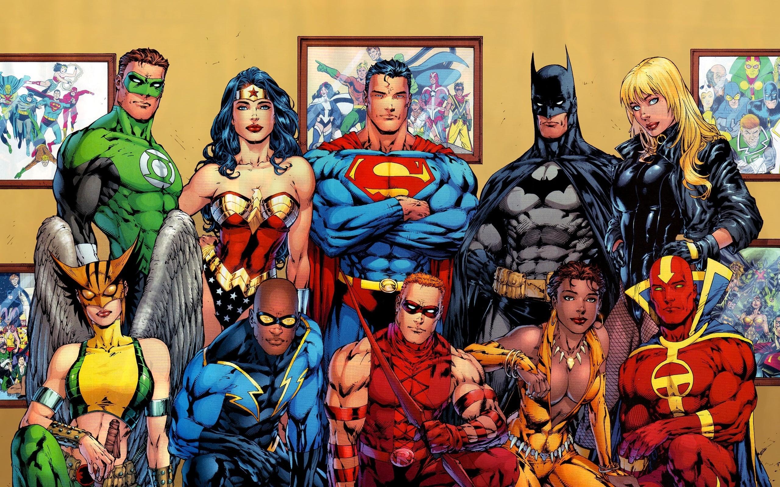 HD Wallpaper | Background ID:206809. Comics DC Comics