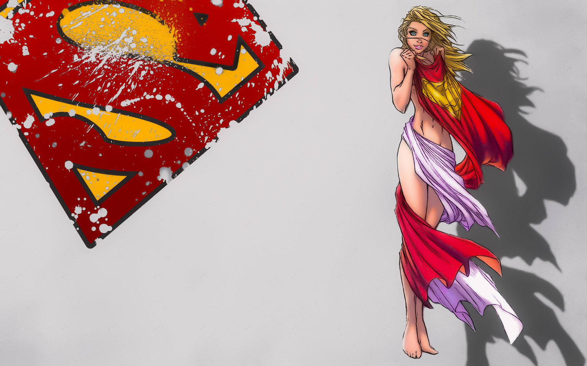 The Cheerleaders of DC by Spacecowboytv on deviantART | Sexy Heroines  Clothing, Under Garments And Body Paint | Pinterest | Dc comics girls,  Comics girls …