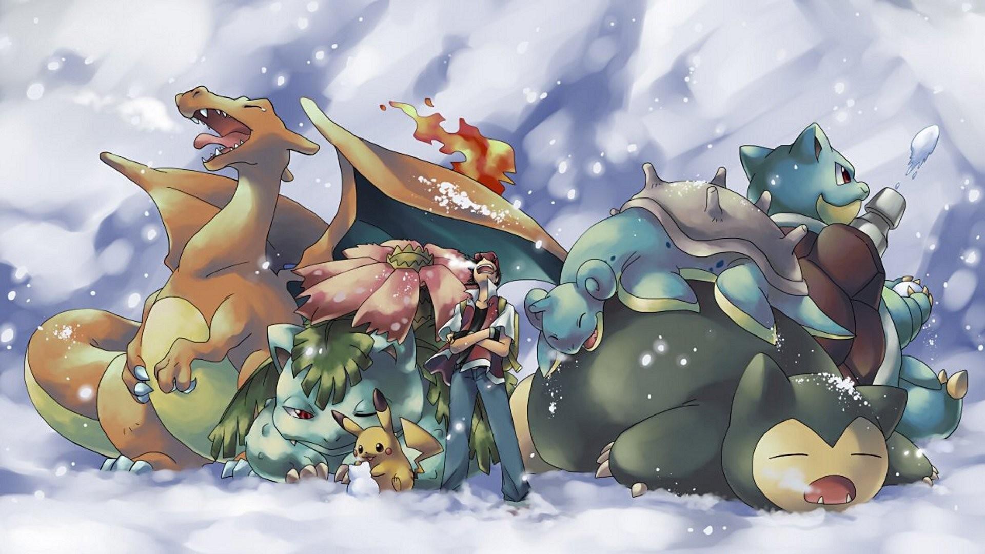 HD Wallpaper | Background ID:206295. Anime Pokémon