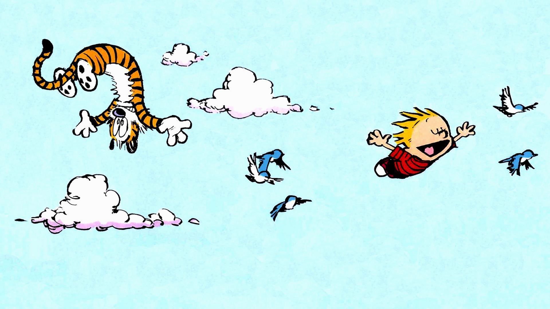 Calvin-and-hobbes-hd-wallpaper-cute-images