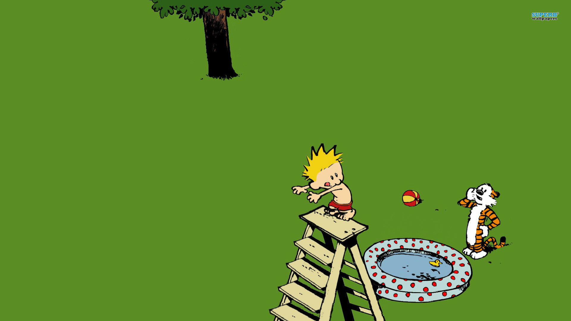 Explore Calvin And Hobbes Wallpaper and more!