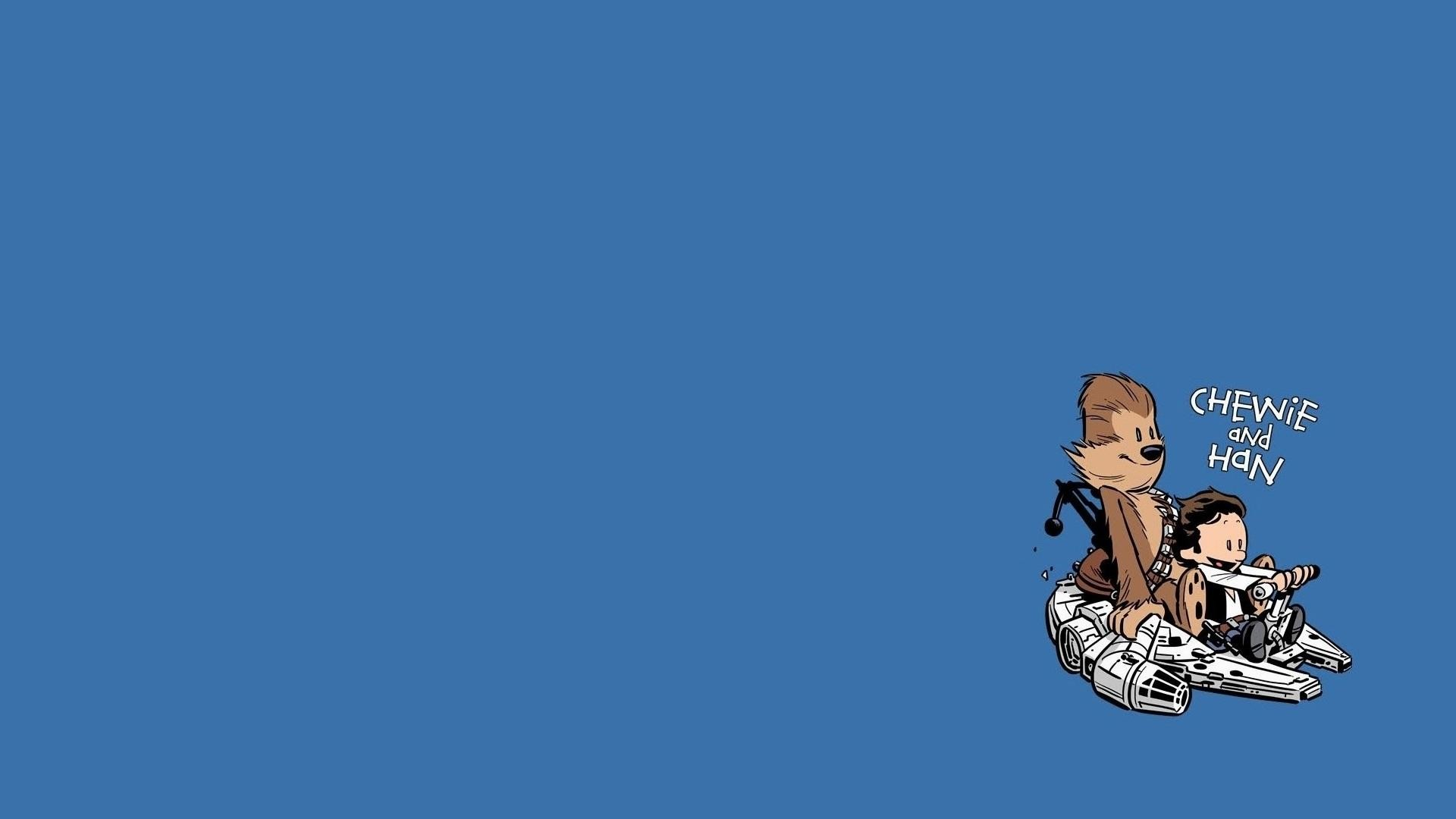 Wars-1920×1080-Star-Wars-Minimalistic-Calvin-And-Hobbes-