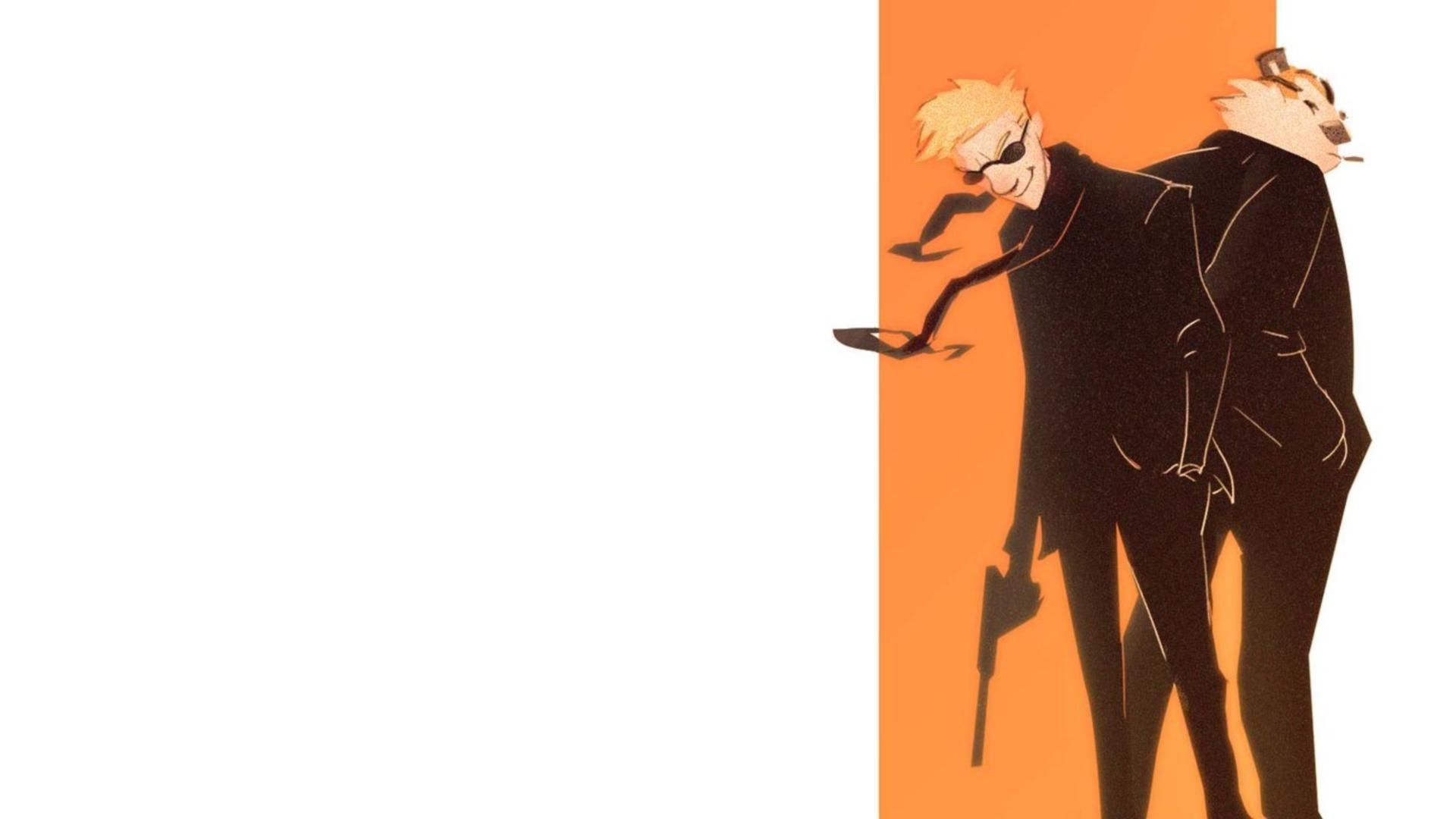 Secret Agent Calvin & Hobbes [WALLPAPER 1920×1080] …