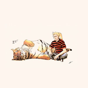 Calvin and Hobbes Wallpaper 1920×1080