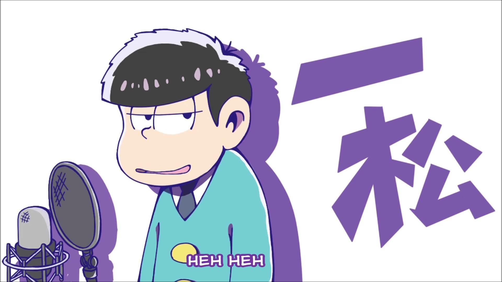 """Osomatsu-san ED: """"Ichimatsu Type A"""" Subtitulado Español"""