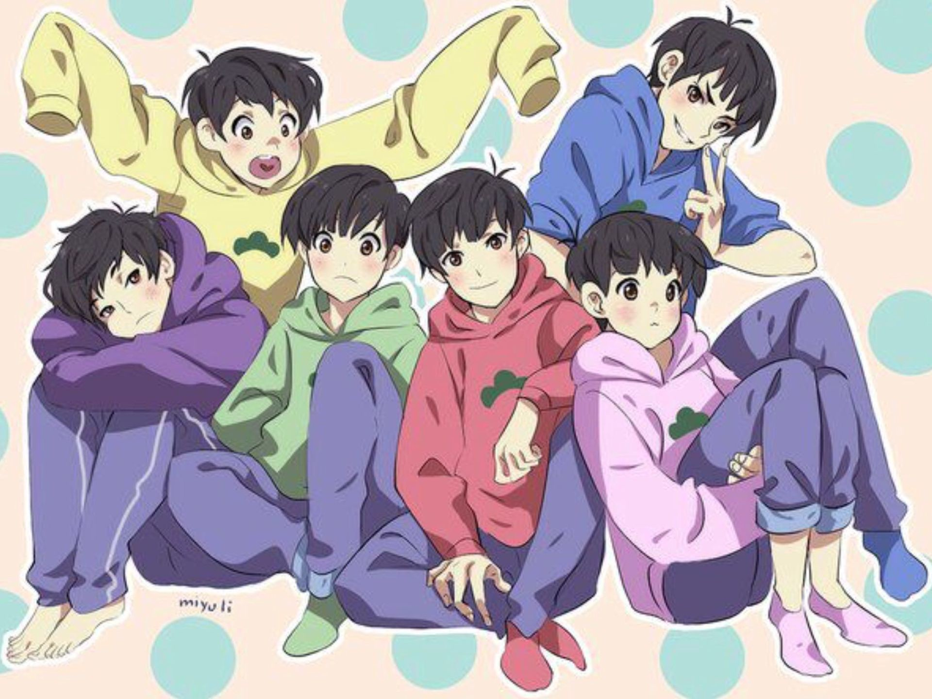 #choromatsu #ichimatsu #jyushimatsu #karamatsu #love #osomatsu #osomatsu-san  #readerxcharacter #todomatsu
