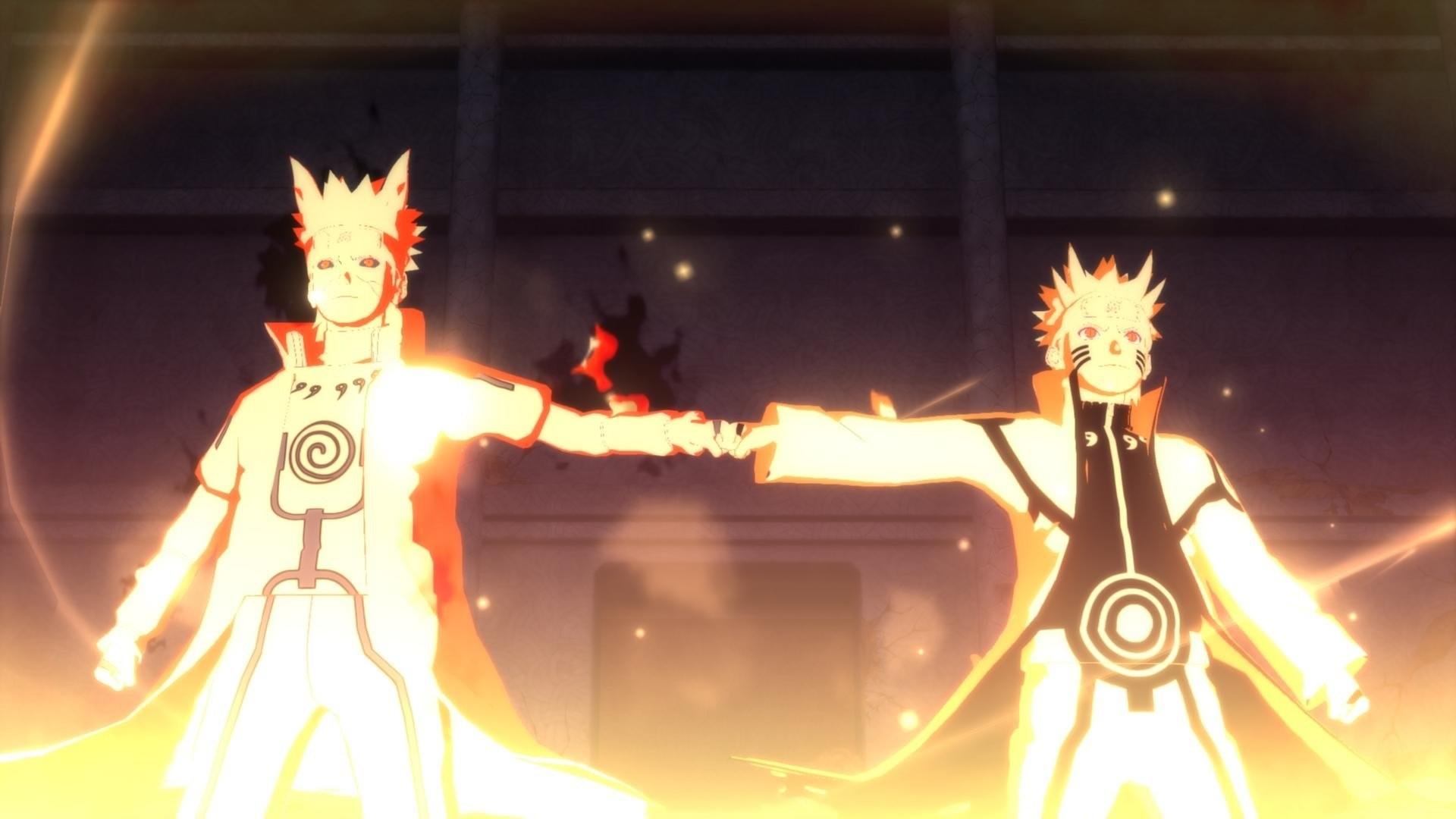 Video Game – Naruto Shippuden: Ultimate Ninja Storm Revolution Naruto Minato  Namikaze Wallpaper