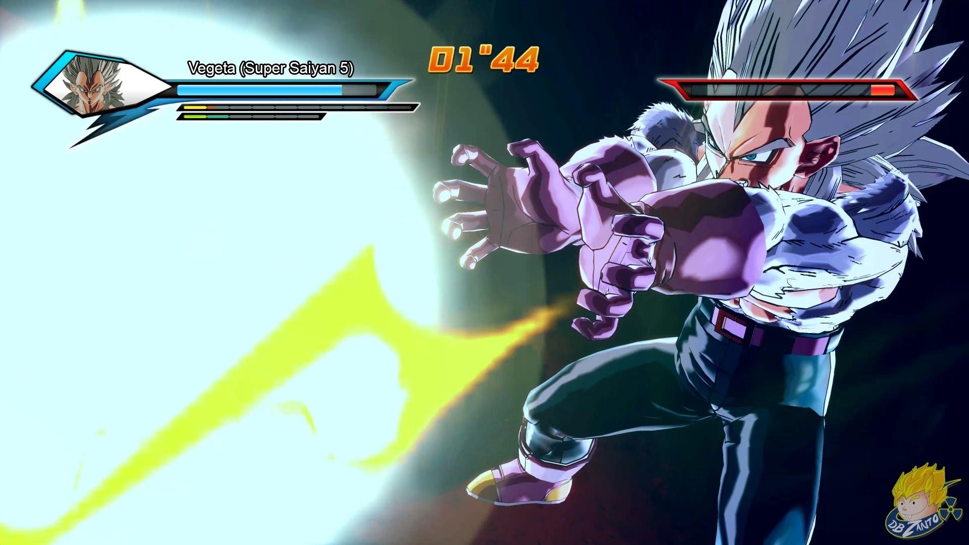Dragon Ball Xenoverse (PC): Super Saiyan 5 Vegeta Gameplay [MOD] 【60FPS  1080P】 – YouTube