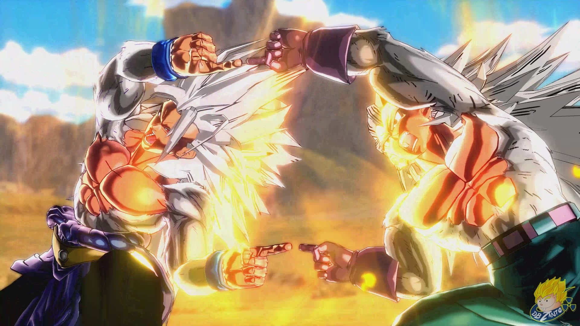 Dragon Ball Xenoverse (PC) : Super Saiyan 5 Gogeta Transformation【60FPS  1080P】 – YouTube