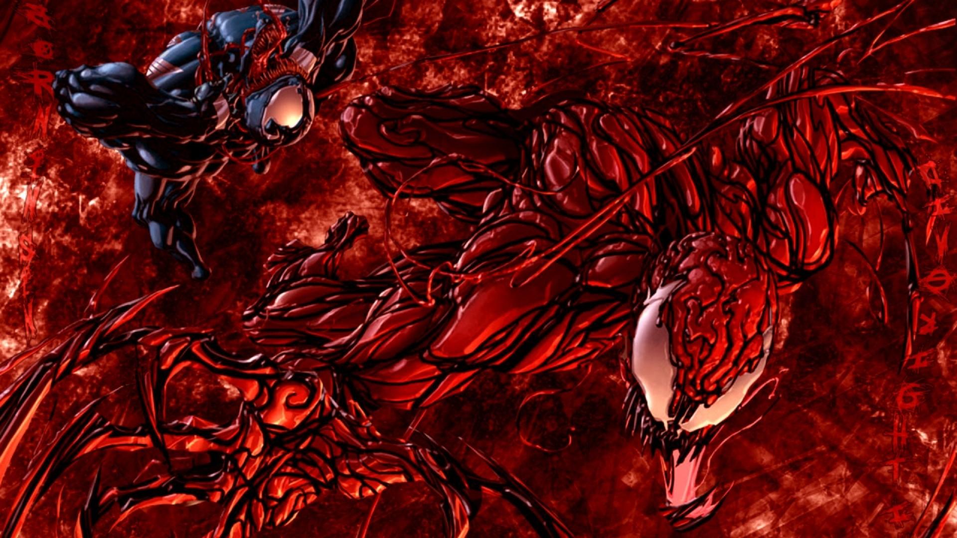 Carnage Wallpaper HD 1920×1080