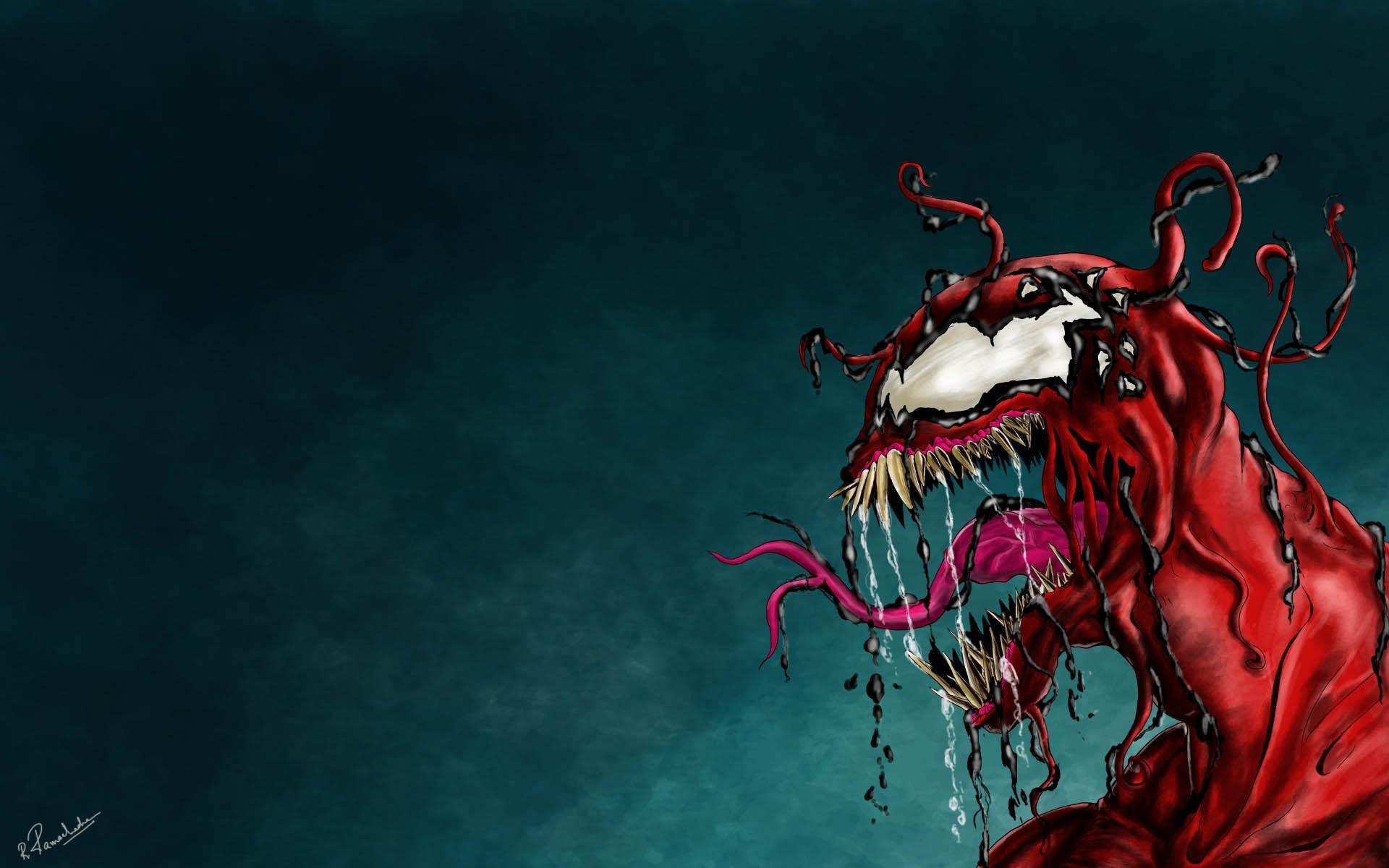 Spiderman Venom Carnage Wallpaper Images & Pictures – Becuo