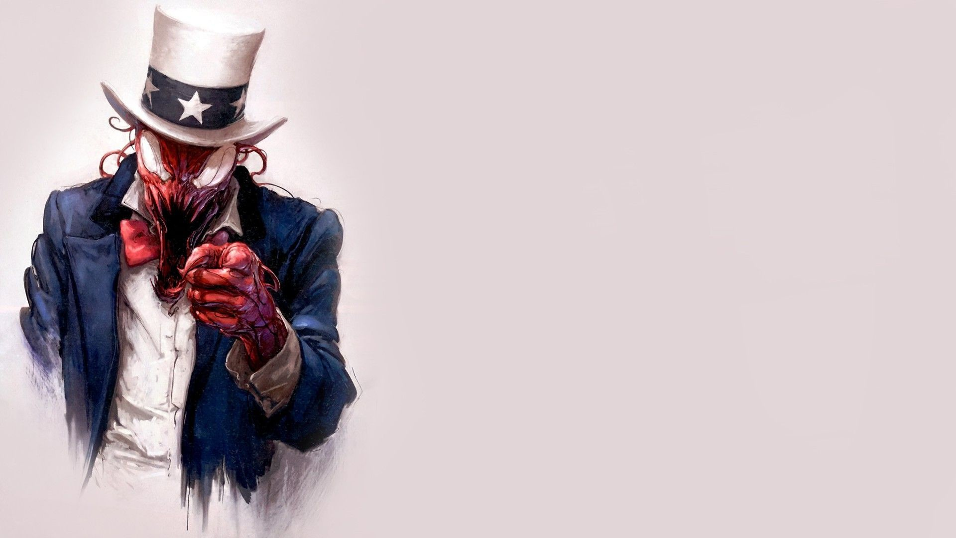 Marvel Comics, Spider Man, Uncle Sam, Carnage Wallpapers HD
